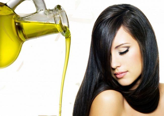 масло для зміцнення волосся