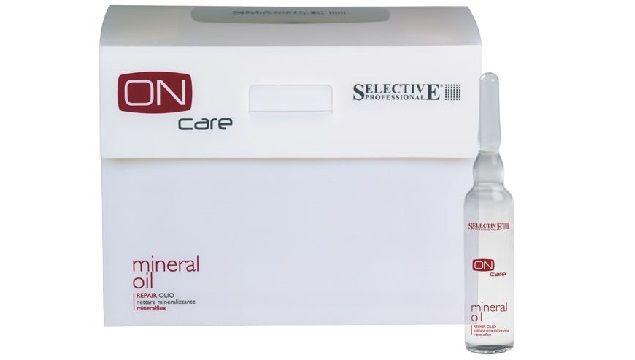 Ампули селекта мінералайзер проти випадіння волосся