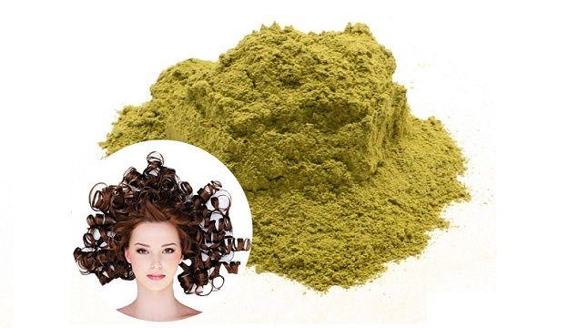 Безбарвна хна для росту волосся