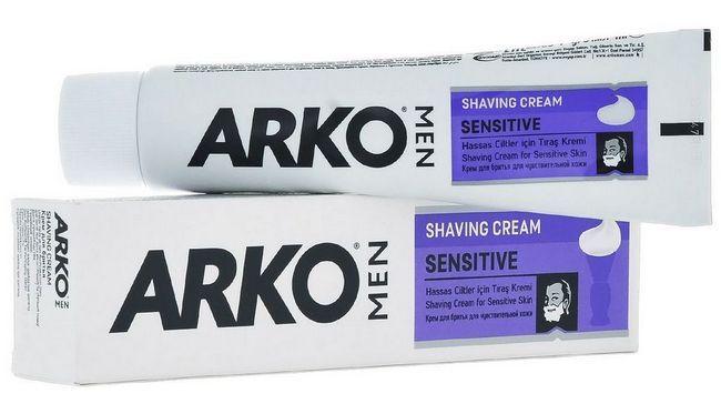 Крем для гоління Arko MEN