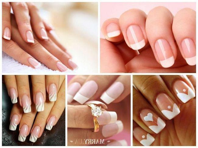 Новий 2016 блискучий рожевий Блиск Короткі дизайн нігтів Поради Манікюр срібло з діамантом накладні нігті, весільні Акрилові Підроблені нігті