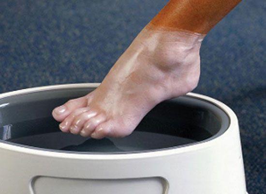 парафінотерапія ніг