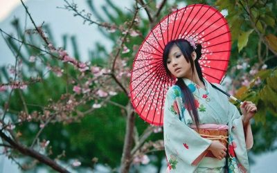 Японські маски для волосся