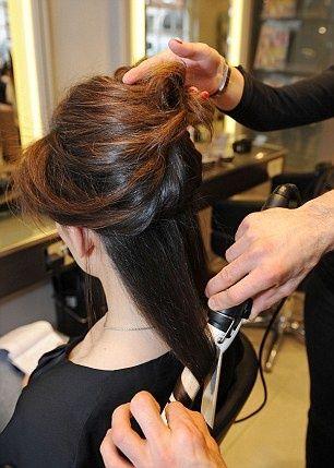 Як користуватися щипцями для волосся