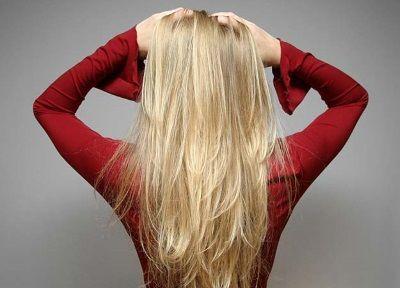 Освітлення волосся-техніка