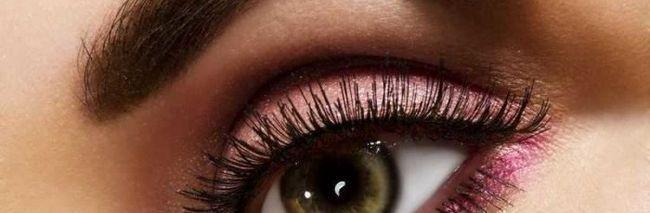 Як зробити гарний макіяж на глибоко або близько посаджених очах?