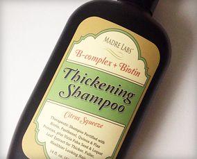 шампунь для росту і густоти волосся