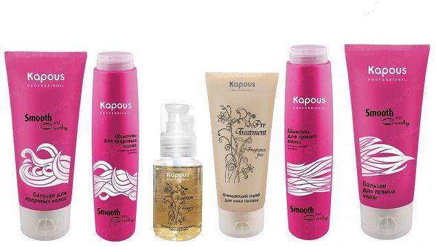 Kapous для росту і відновлення волосся
