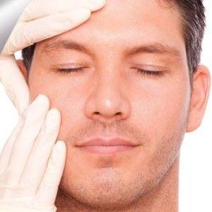 Корекція брів у чоловіків