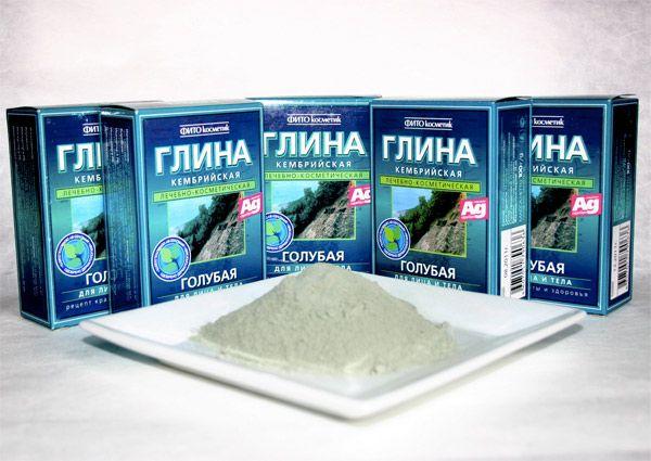 Стимулювання зростання за допомогою блакитної глини
