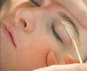 Методи вищипування брів