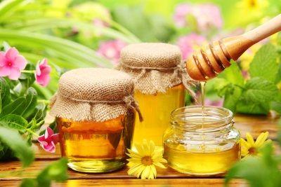 Мед для волосся