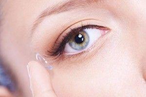 Контактна лінза для очей