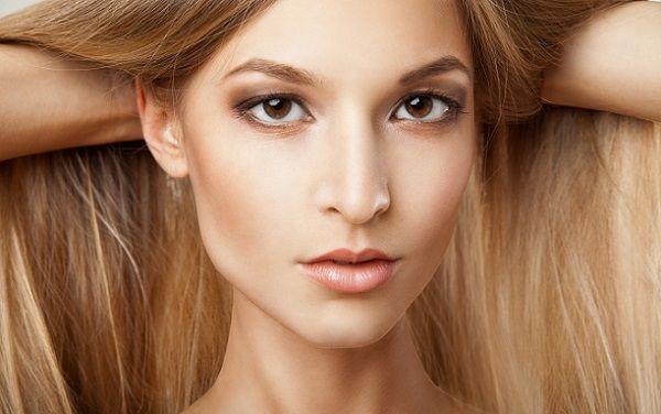 У ніжному макіяжі можуть використовуватися смоки айс