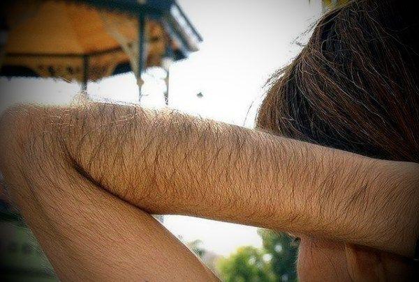Освітлення волосся на тілі - кілька рецептів