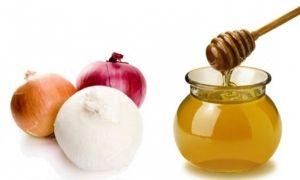 Лук і мед