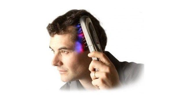 Чи допомагає лазерна гребінець в боротьбі з випаданням волосся