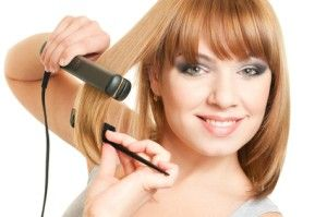 Популярні прасування для волосся