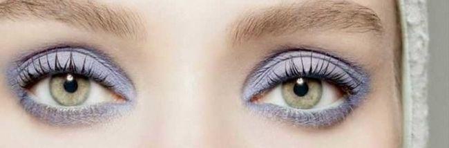 Покрокова інструкція створення макіяжу маленьких очей