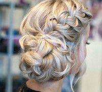Зачіска з косою