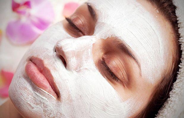 маска з сметани для обличчя