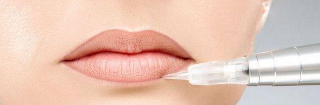 Техніка нанесення перманентного макіяжу губ і огляд процедури