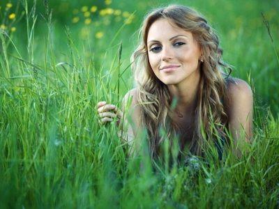 Випадання волосся-трави