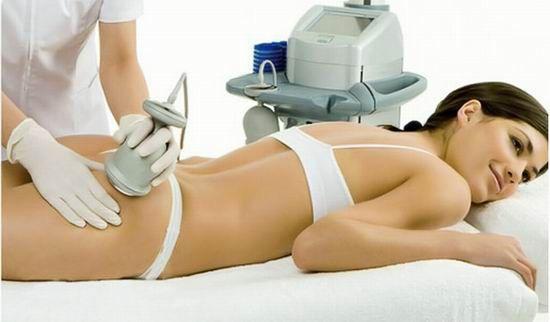 ультразвукова ліпосакція