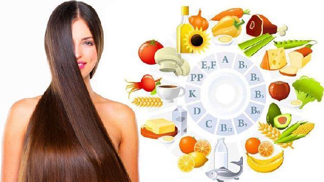 Вітаміни і вітамінні маски проти випадіння волосся