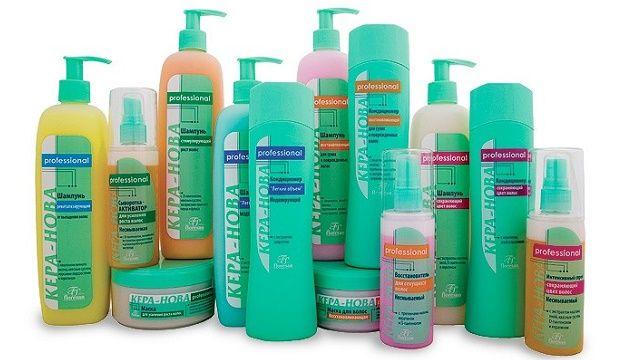 Все про шампуні проти випадіння волосся кер-нова